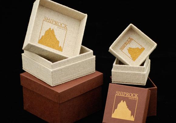 Gift Box Specialty Packaging Printed Custom Logo Design
