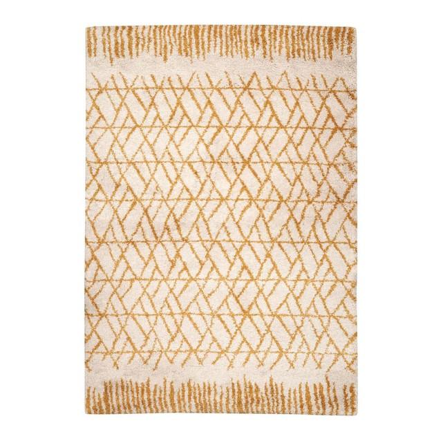 tapis berbere safran
