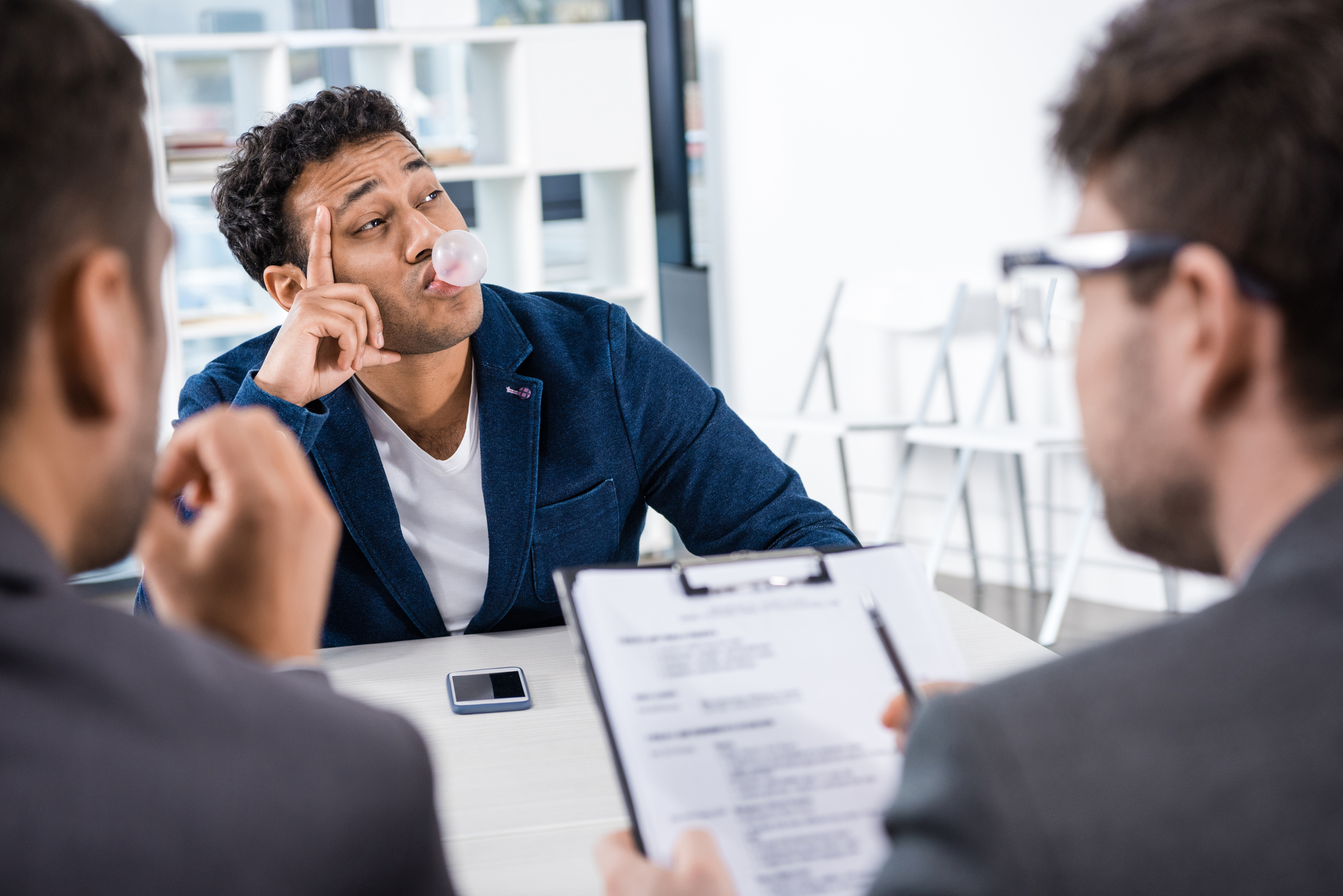 Interview And Body Language Mistakes That Can Cost You The Job