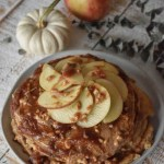 Honey Crisp Apple Pancakes
