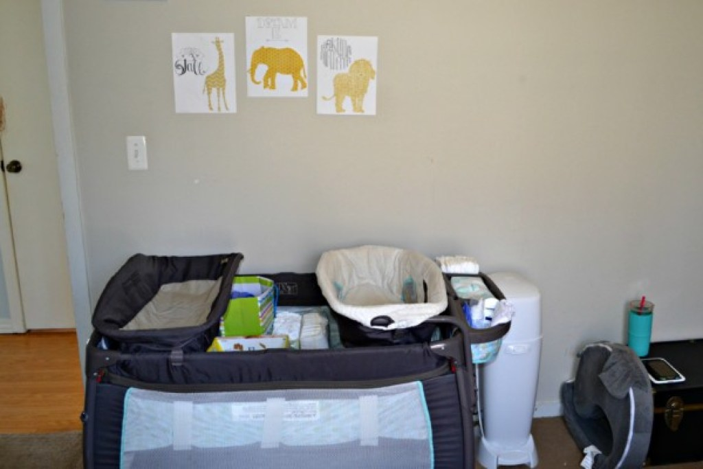 While a dedicated nursery is a nice thing to have, it's not always that easy. In fact, creating a nursery in your bedroom is an ideal situation for the first few weeks of baby's life. Check out this post for #nurserymusts and how to create a nursery in your bedroom.