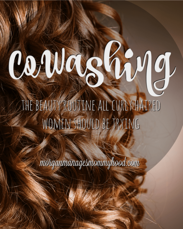 CoWashing, or washing your hair with just conditioner has so many benefits - especially for curly haired ladies. This method of hair cleansing allows your body's natural oils to do their intended job without the interruption of traditional shampoos. Check out this post to learn about how to CoWash, and the benefits.