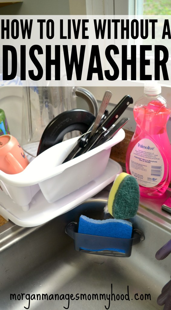 Don't have a dishwasher? No problem! Learn how to live without a dishwasher using these tips and essentials!