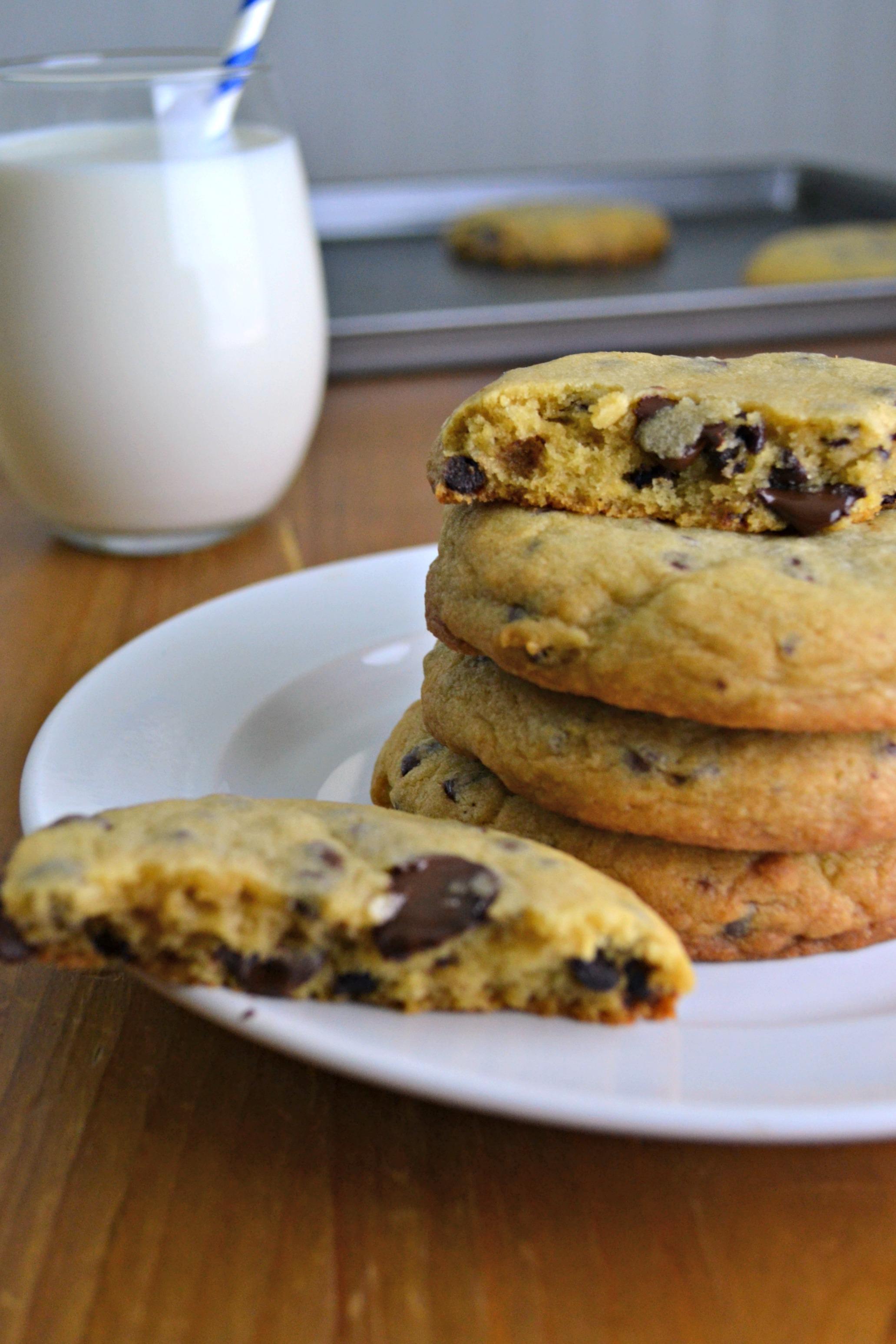 Copycat Panera Chocolate Chip Cookies The Best Chocolate
