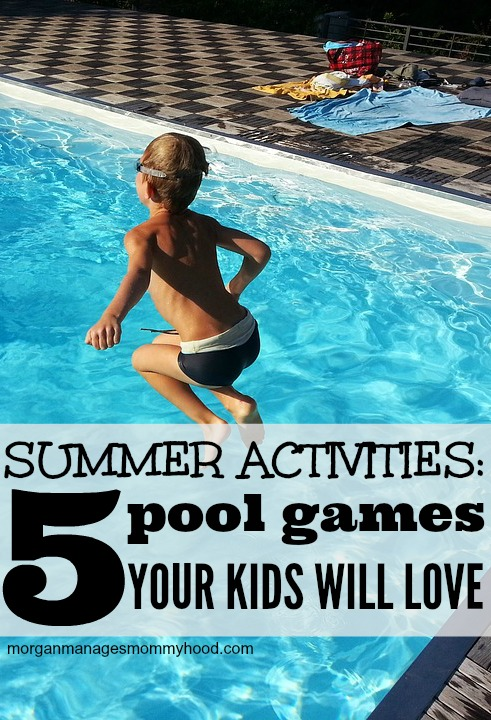 pool games, summer activities, summer with kids, kid summer activities, games to play in the pool