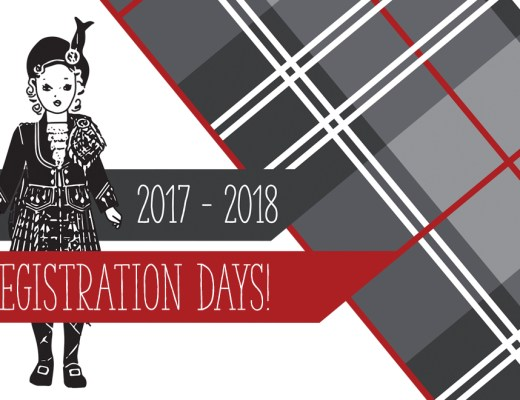 Registration Days | Morgan's School of Highland Dance!