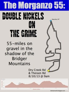 Morganzo 55: Double Nickels on the Grime 2013