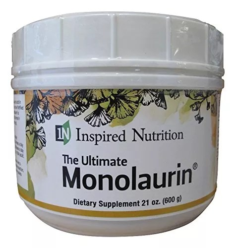 Ultimate Monolaurin ® – 21 oz – 186 servings, 3000 mg each