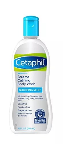 Cetaphil Restoraderm, Eczema Calming Body Wash, 10 Ounce