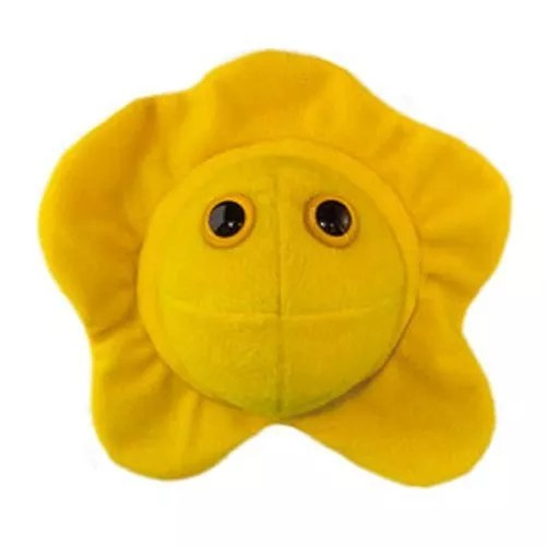 Giant Microbes Herpes Plush Toy