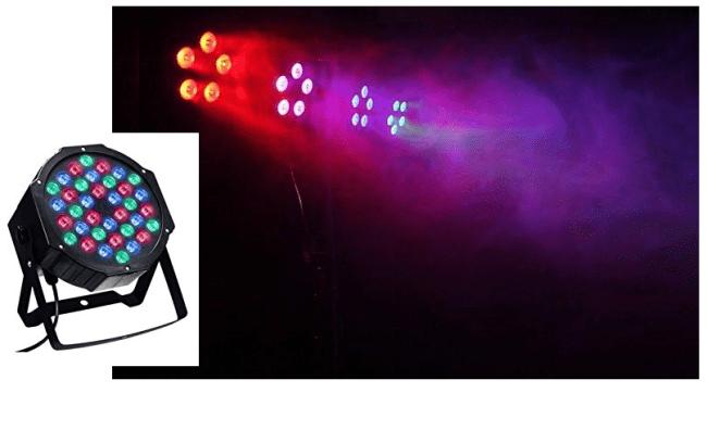 LED Scheinwerfer mieten
