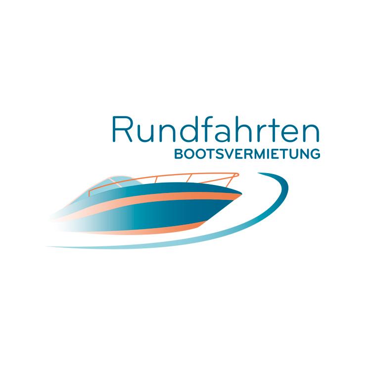Logodesign für Höplinger Bootsvermietung