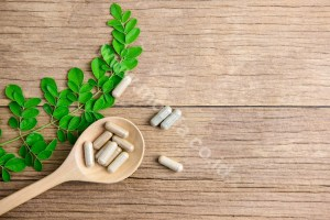 Three Important Vitamins In Moringa Oleifera Powder Bulk