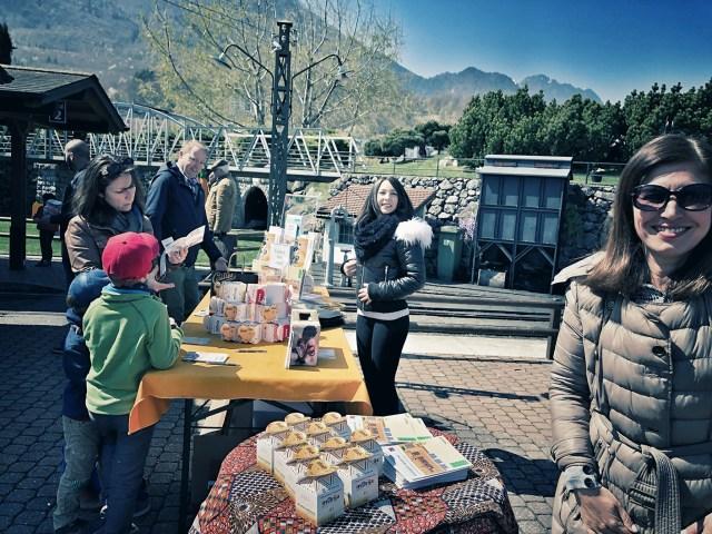cadeaux solidaires au Swiss Vapeur Parc