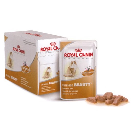 Royal Canin sachet fraicheur Intense Beauty