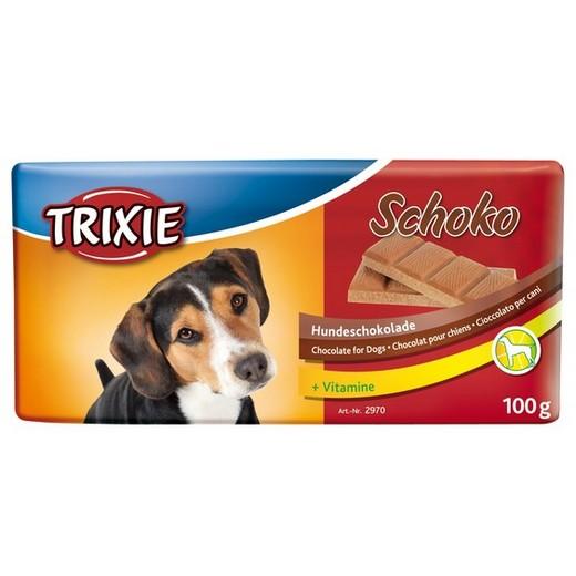 Chocolat pour chien - Schoko