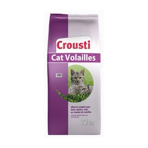 Crousti Cat Volailles - aliment pour chat