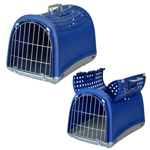 Cage de transport Linus Cabrio