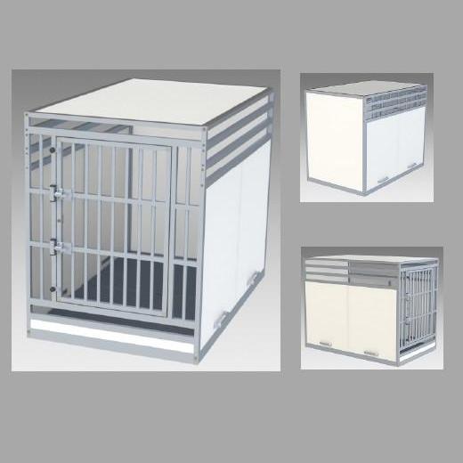 Cage DogBox Pro IATA (pour grand chien)