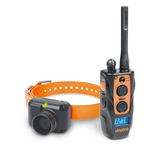 Collier de dressage pour chien portée 1500 m + Beeper Dogtra - 2600 et 2602 T&B