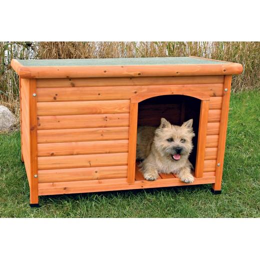niche bois canada pour chien. Black Bedroom Furniture Sets. Home Design Ideas
