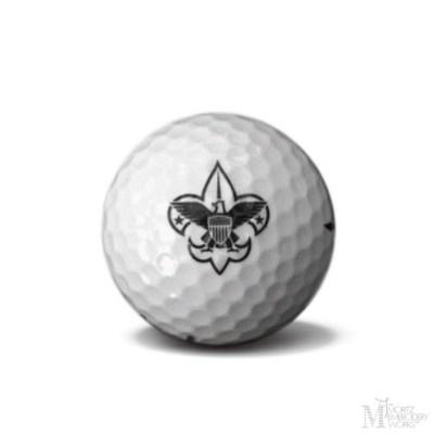 Printed Golfball