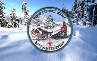 Winter Event Emblems