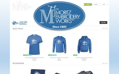 Custom Team, Club and Spirit Wear Made Easy!