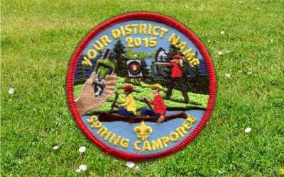 Spring Event Emblems