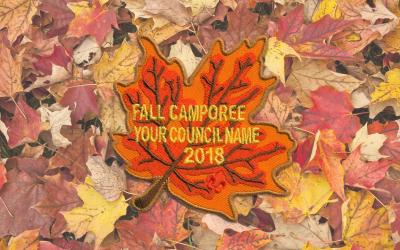 Fall Event Emblems