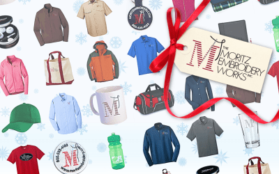 Get Affordable Holiday Gifts for Your Employees from The Moritz Embroidery Works