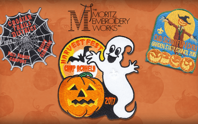 Happy Halloween from The Moritz Embroidery Works