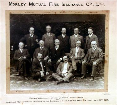 Committee of The Morley Mutual Fire Insurance Co. Ltd