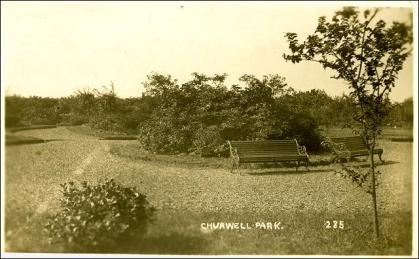 Churwell Park in the early 1920's