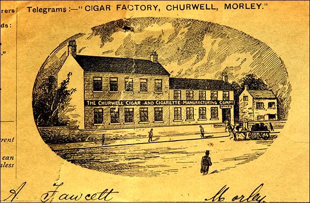Bill from G. S. Tetley, Tobacco Merchant