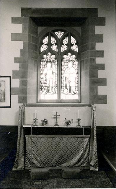 Lady Chapel, St. Paul's Church, Drighlington