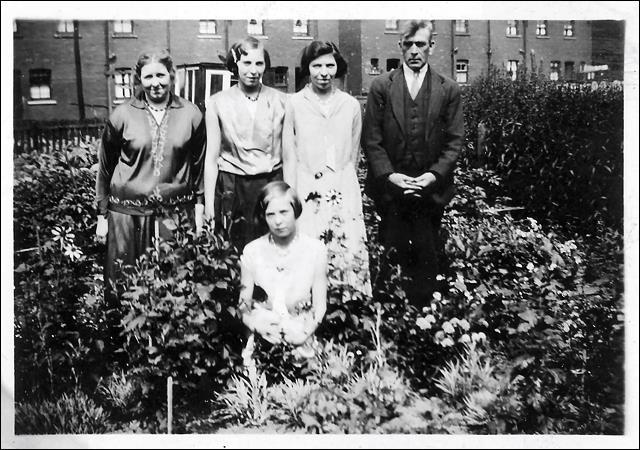 Family Photo of the Wainwrights
