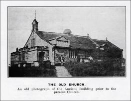 Morley Old Chapel