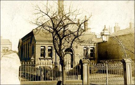 Zion Sunday School, Morley