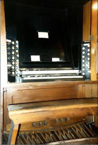 Morley Zion Chapel original Organ