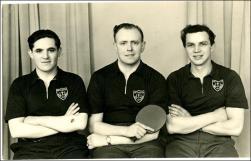A Drighlington Table Tennis Team