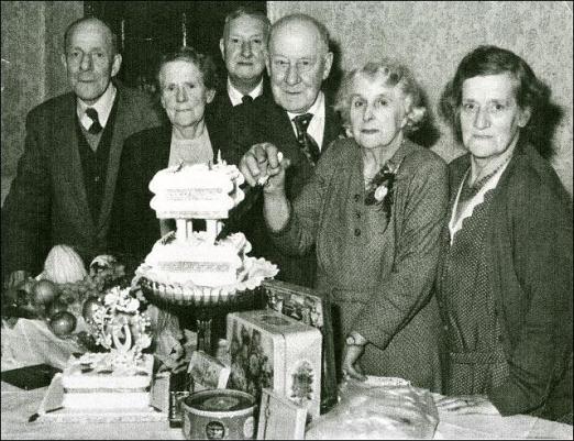 A Silver Wedding Party