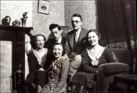 Group photograph of the Furness Family