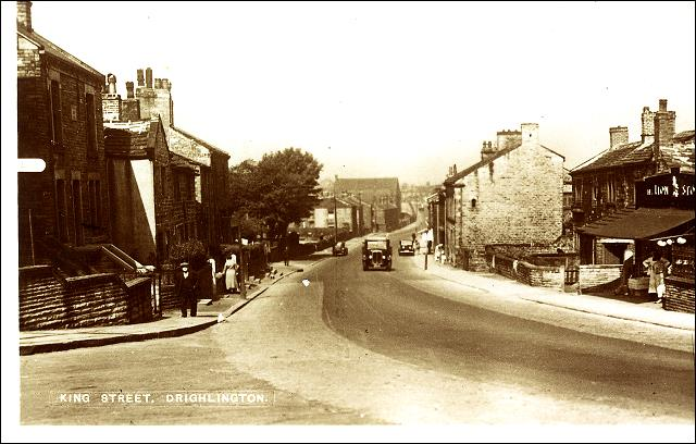 Three Road Ends, Drighlington