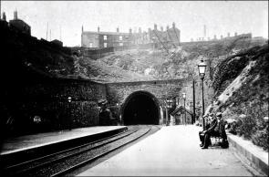 Morley Tunnel and Morley Low Station