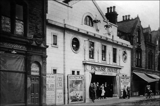 The Picture House on Queen Street