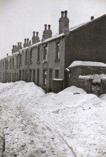 Terraced houses in Sheldrake Place