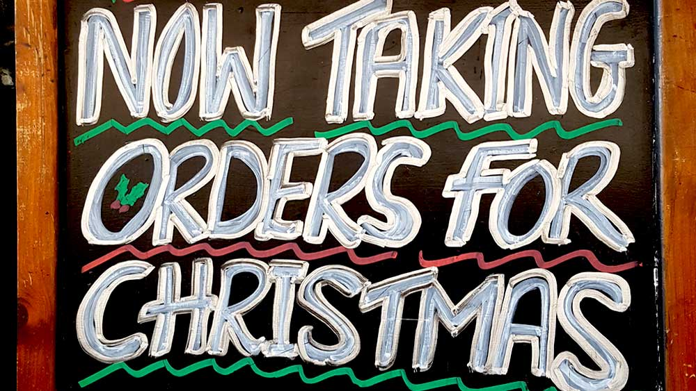 Open For Christmas Orders.Christmas Orders Morley Butchers