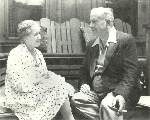 Ralph and Lucy Morley