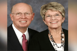 mission president wife dies